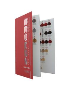 Catálogo de Cores - Coloração Hair-Tech Zero35 - Emmebi   Zero35 Com Amoníaco