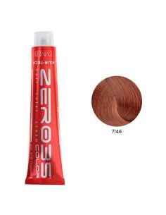 Coloração Hair-Tech 100ml - 7/46 Loiro Avermelhado - Zero35 - Emmebi | Zero35 Com Amoníaco
