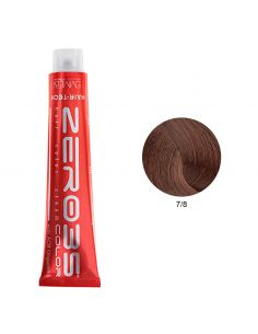 Coloração Hair-Tech 100ml - 7/8 Avelã - Zero35 - Emmebi | Zero35 Com Amoníaco