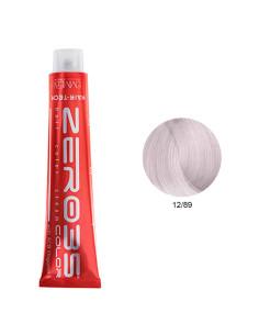 Coloração Hair-Tech 100ml - 12/89 Loiro Ultra Claro Cinza Pérola - Zero35 - Emmebi | Zero35 Com Amoníaco