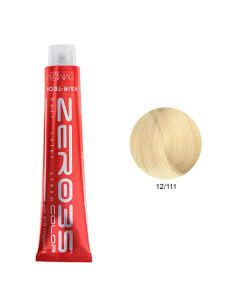 Coloração Hair-Tech 100ml - 12/111 Loiro Ultra Claro Prata Extremo - Zero35 - Emmebi | Zero35 Com Amoníaco