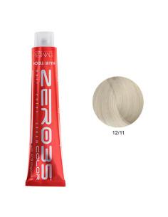 Coloração Hair-Tech 100ml - 12/11 Loiro Ultra Claro Prata Intenso - Zero35 - Emmebi | Zero35 Com Amoníaco