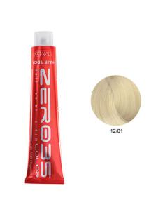 Coloração Hair-Tech 100ml - 12/01 Loiro Ultra Claro Gelo Cinza - Zero35 - Emmebi | Zero35 Com Amoníaco