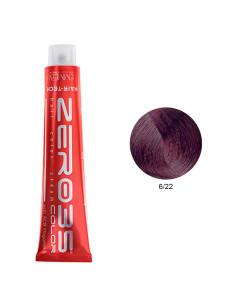 Coloração Hair-Tech 100ml - 6/22 Loiro Escuro Violeta Intenso - Zero35 - Emmebi | Zero35 Com Amoníaco