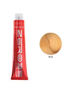Coloração Hair-Tech 100ml - 9/33 Loiro Claríssimo Dourado Quente - Zero35 - Emmebi   Zero35 Com Amoníaco