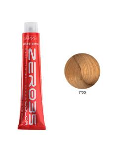 Coloração Hair-Tech 100ml - 7/33 Loiro Dourado Quente - Zero35 - Emmebi   Zero35 Com Amoníaco