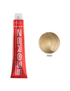 Coloração Hair-Tech 100ml - 10/03 Loiro Platinado - Zero35 - Emmebi | Zero35 Com Amoníaco