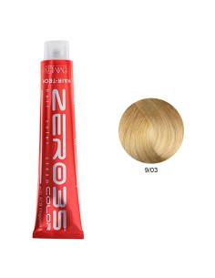 Coloração Hair-Tech 100ml - 9/03 Loiro Claríssimo - Zero35 - Emmebi | Coloração ZERO35COLOR