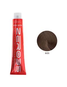 Coloração Hair-Tech 100ml - 6/03 Loiro Escuro - Zero35 - Emmebi | Zero35 Com Amoníaco