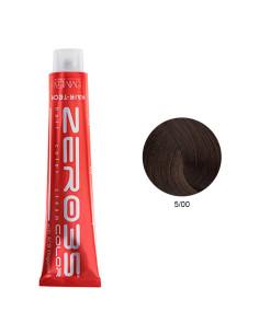 Coloração Hair-Tech 100ml - 5/00 Castanho Claro Frio - Zero35 - Emmebi | Coloração ZERO35COLOR