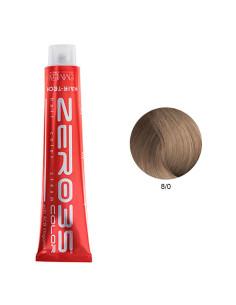 Coloração Hair-Tech 100ml - 8/0 Loiro Claro - Zero35 - Emmebi | Zero35 Com Amoníaco