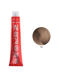 Coloração Hair-Tech 100ml - 7/0 Loiro - Zero35 - Emmebi | Zero35 Com Amoníaco