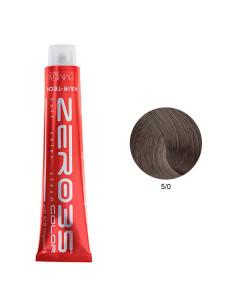 Coloração Hair-Tech 100ml - 5/0 Castanho Claro - Zero35 - Emmebi | Zero35 Com Amoníaco