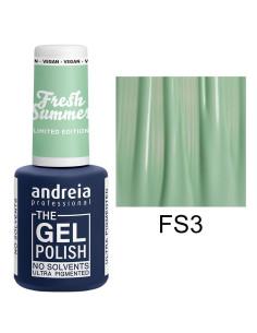 The Gel Polish Andreia - Fresh Summer Collection - FS3 |