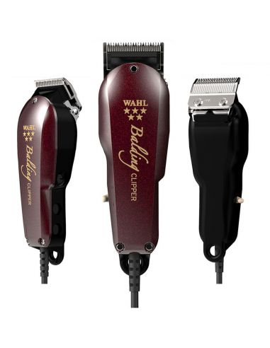 Wahl Balding Clipper - Máquina de Corte (Com Fio) | Wahl