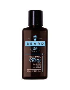 Óleo Barba Citrus 50ml - Beard Club   Beard Club