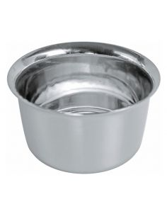 Taça Barbeiro Inox  