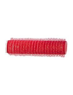 12 Rolos Aderentes - Vermelho - 13mm |