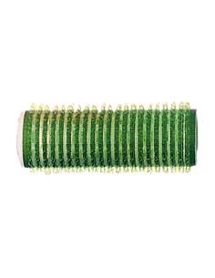 12 Rolos Aderentes - Verde - 21mm |