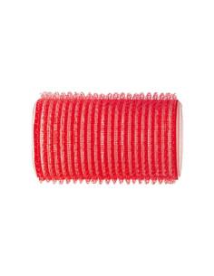 12 Rolos Aderentes - Vermelho - 36mm |