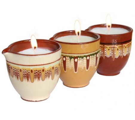 Velas Massagem